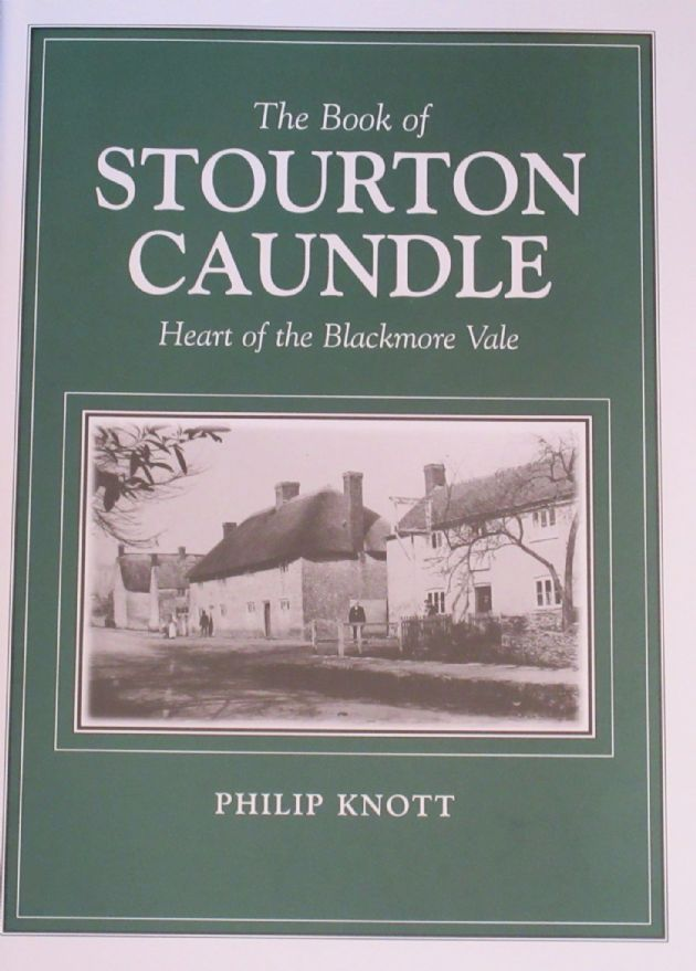 The Book of Sourton Caundle - Heart of the Blackmore Vale, by Philip Knott